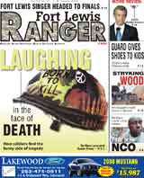 This week's Ranger cover